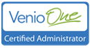 VenioOne Certified Administrator