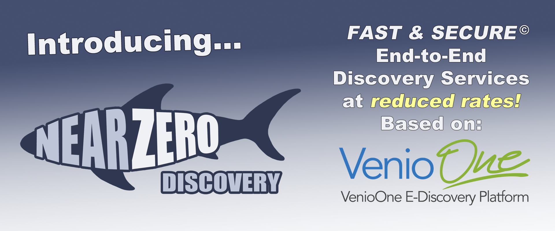Introducing REW Computing Inc.'s NearZero Discovery service. Offering full end-to-end eDiscovery services for Newmarket, Toronto, the GTA, and Ontario, Canada.