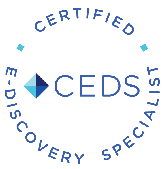 team members awarded ceds certification - nearzero discovery