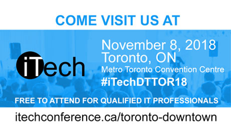 Visit NearZero Discovery at iTech Toronto 2018 - November 8 #iTechDTTOR18
