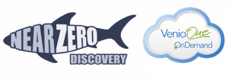 NearZero Discovery and VenioOne OnDemand