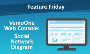 Feature Friday: VenioOne Web Console - Social Network Diagram
