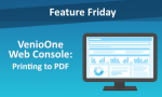 Feature Friday: Printing to PDF